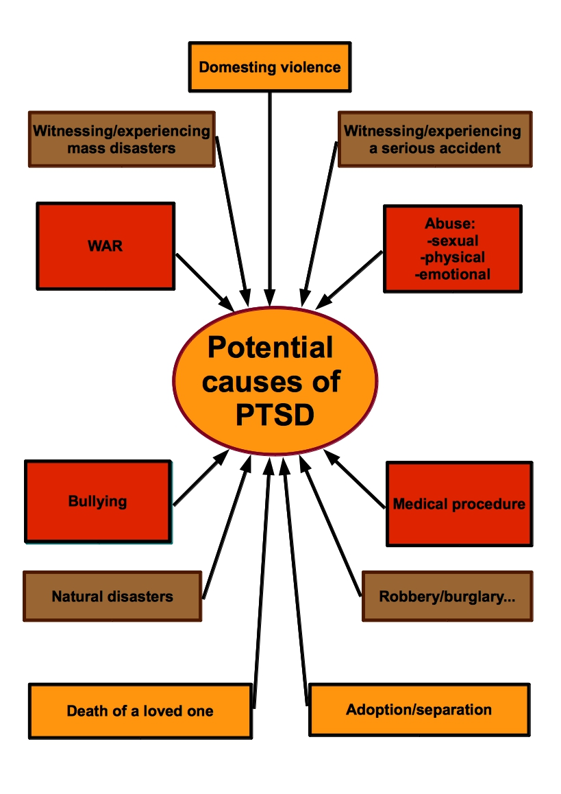 Post-Traumatic Stress Disorder Symptoms, Causes and Effects