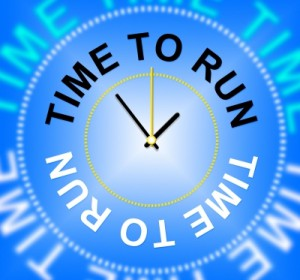 Dealing with stress - Time to Run - Stress management.