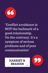 How to fix a relationship - Conflict avoidance is not the hallmark of a good relationship. On the contrary, it is a symptom of serious problems and of poor communication