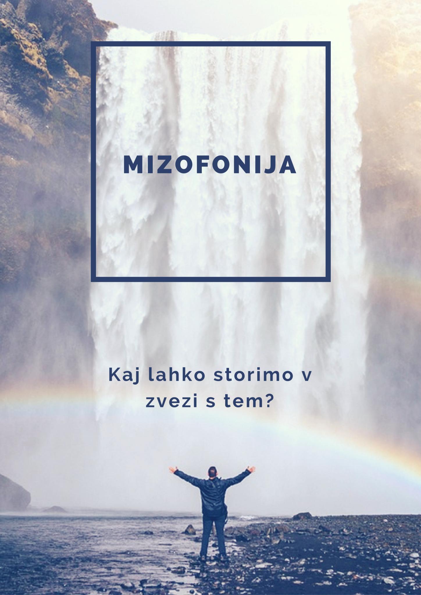 Mizofonija.