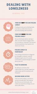 Menghadapi kesepian – tips umum